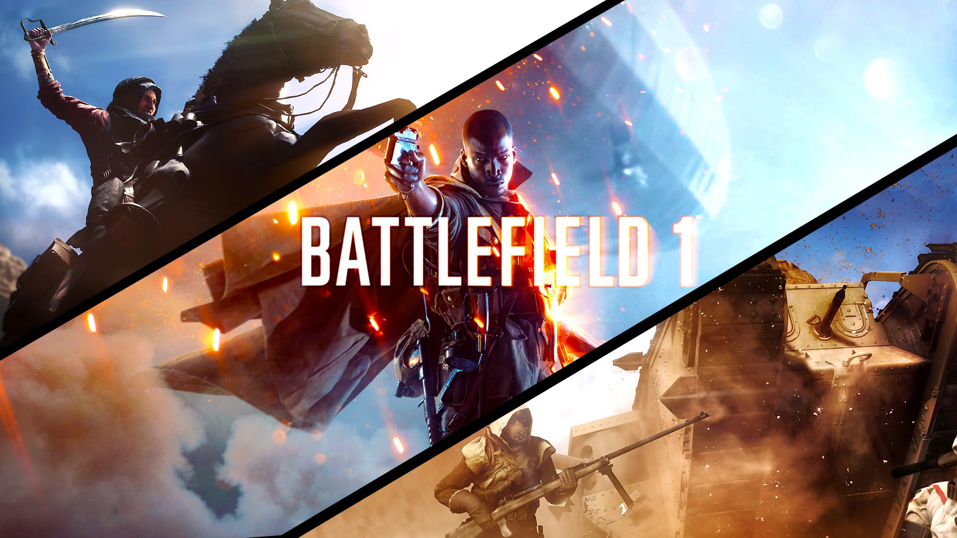 Купить Battlefield 1